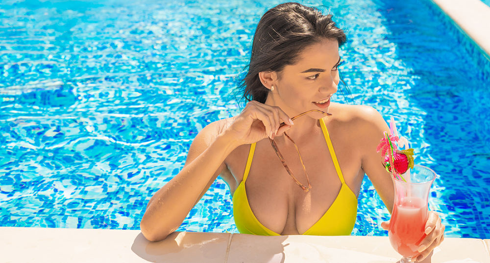 Solutions on how to keep your thong bikini in good shape. Learn how to protect the fabric. Keep its color bright and vibrant.