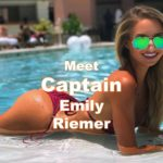 Emily Riemer, voted the hottest fishing angler girl in the world