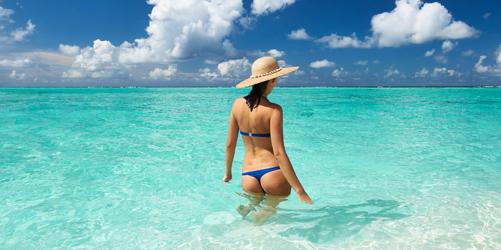 Hats are true elegant addition to your swimwear wardrobe. Your thong bikini will never look the same. You will feel elegant, sexy and beautiful.