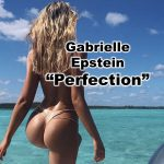 Gabrielle Epstein Thong Bikini Photos Showing her perfect Cheeks and sexy body