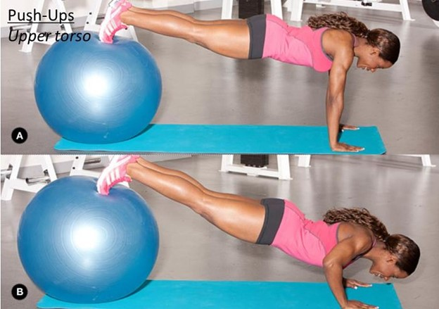 Pushups-For-Firmer-Breasts