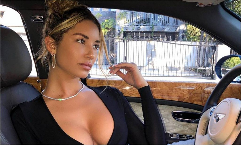 Sierra Skye personal Information and Fact Sheet
