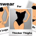 Solve the age-old problem of having short legs with a bikini that has high cut thighs or an open thigh region. Learn all the options that are available to you today.