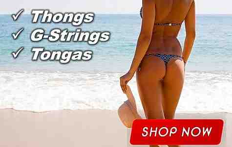 Information about the latest fashions - G-strings-thongs-tongas